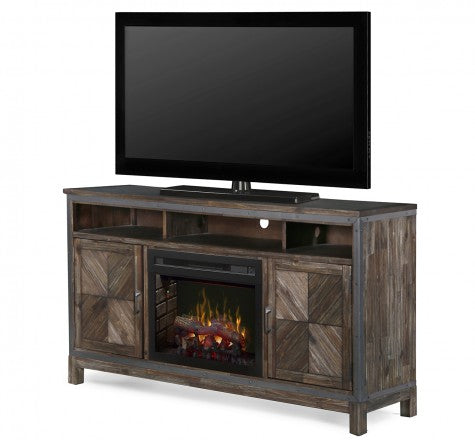 Wyatt Fireplace Entertainment Unit
