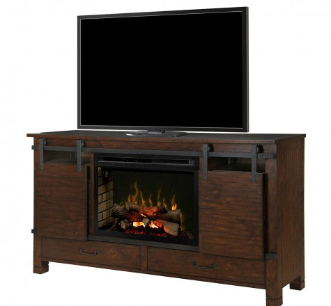 Austin Fireplace Entertainment Unit