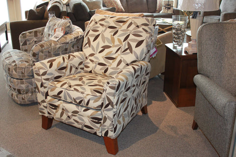 448 Riley High Leg Recliner