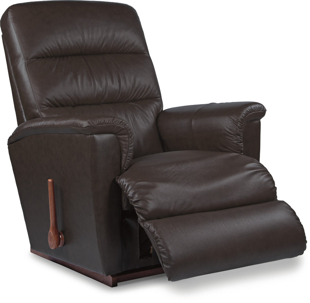 713 Tripoli - Leather Rocker Recliner
