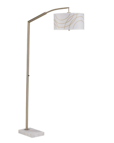 Stevonna Arc Floor Lamp