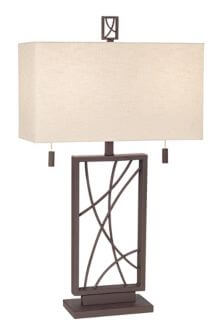 Crossroad Table Lamp