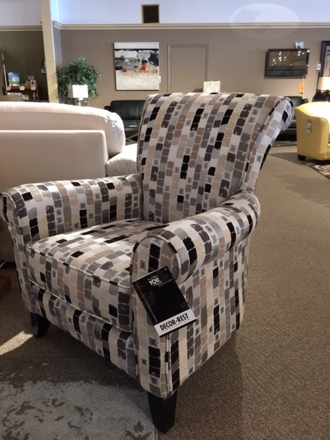 D 233 Cor Rest Comfortable Accent Chair In Kitchener Conway