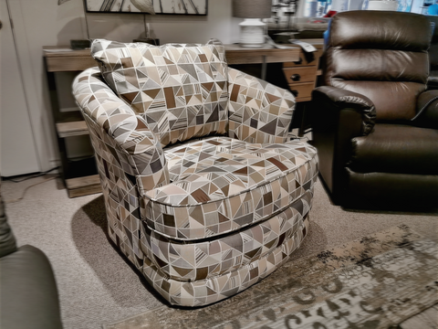 306 Fresco Swivel Accent Chair