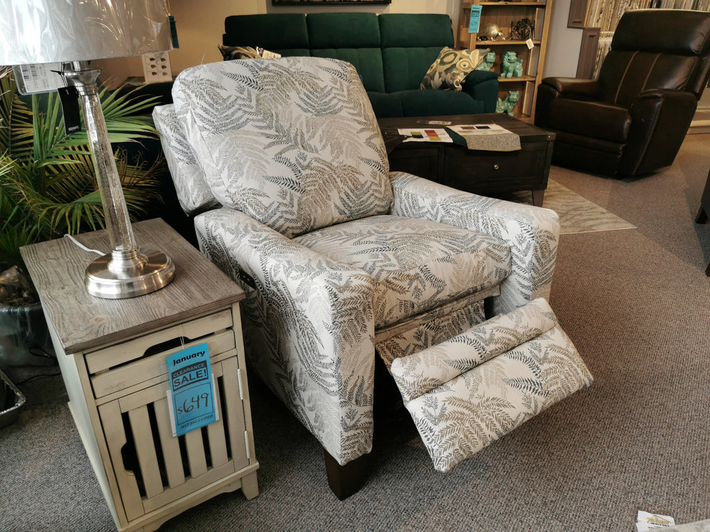 439 Cabot Low Profile Powered Recliner