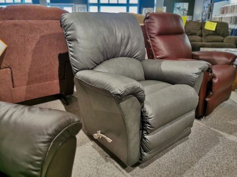 504 Calvin Leather Rocker Recliner