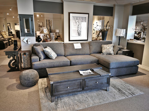 663 Paxton Sectional