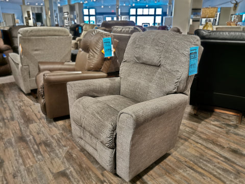 702 Easton Rocker Recliner - Disco Fabric