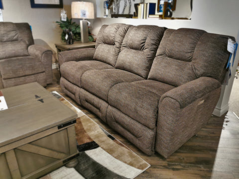 702 Easton Reclining Sofa - Disco Fabric
