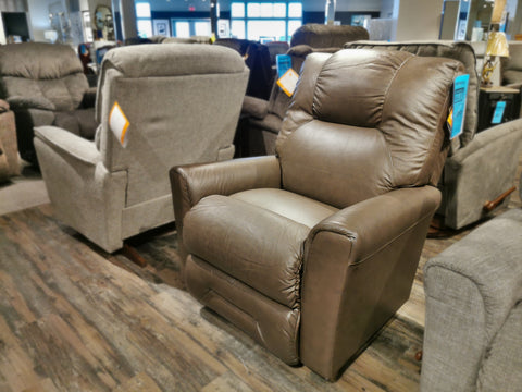 702 Easton Leather Rocker Recliner