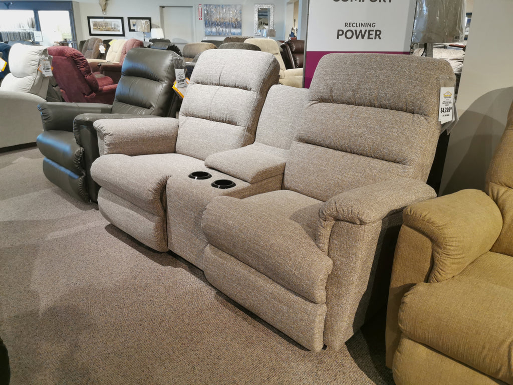 713 Triploi Power Console Loveseat