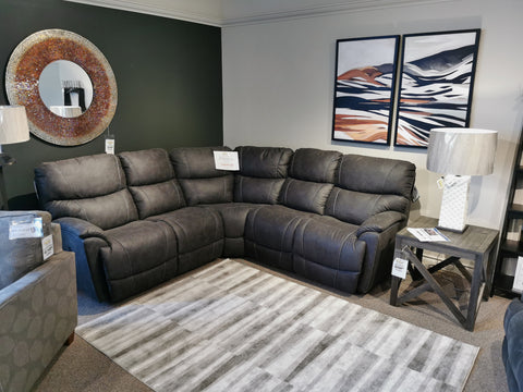 724 Trouper Reclining Corner Sectional