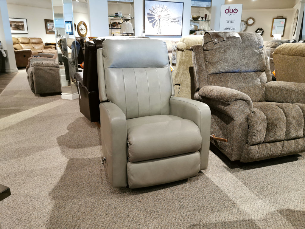 747 Finley Leather Rocker Recliner