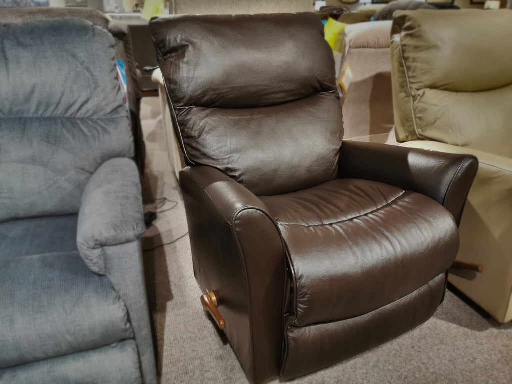 765 Rowan Leather Wall-a-way Recliner