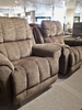 Lazboy 779 chairs in woodstock mocha