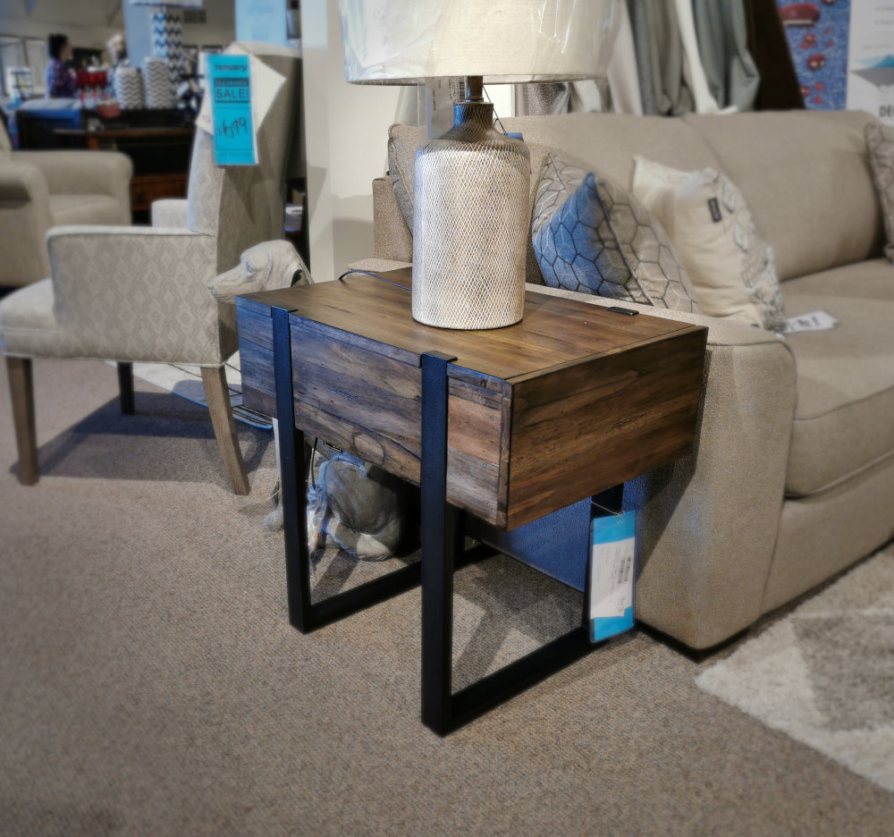 4344 Prescott Chairside End Table
