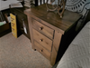 'Rough Sawn' Pine Nightstand