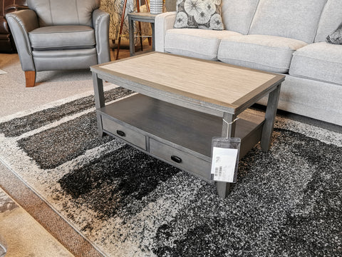2217 Rectangular Coffee Table