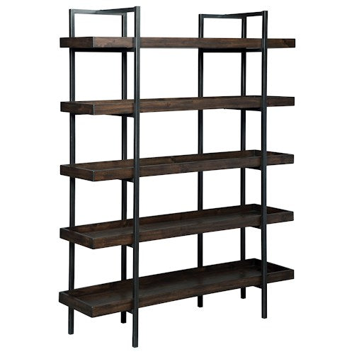 Urban Industrial Bookcase