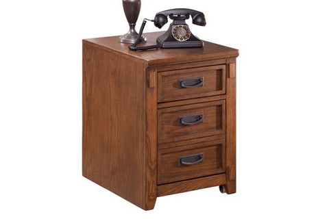 Cross Island Mobile File Cabinet