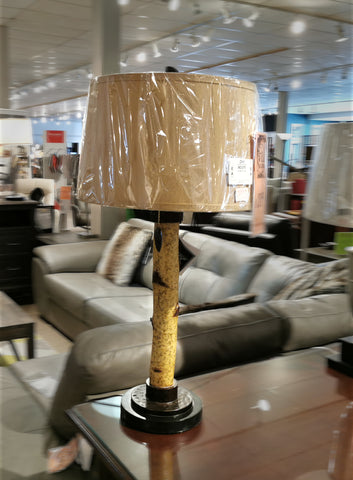 87-7011-48 Birch Tree Table Lamp