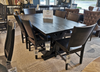 Truss Table and York Chairs Dining Package