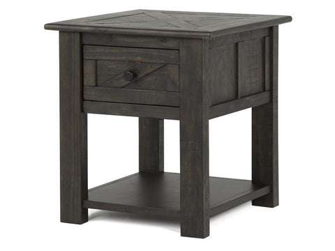 3778 Garrett Square End Table