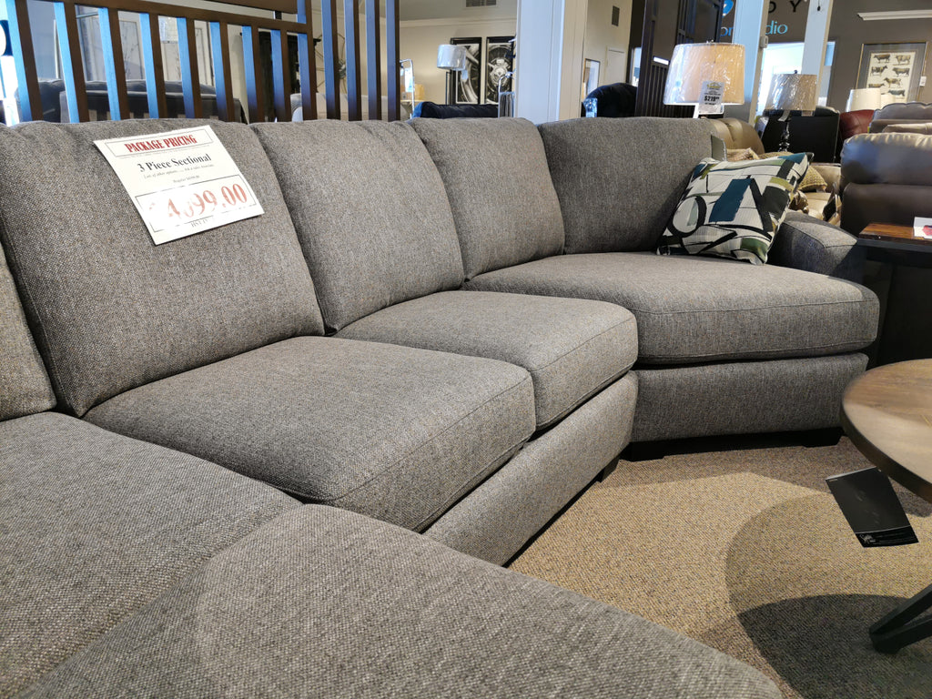 5003 Sectional with Cuddler