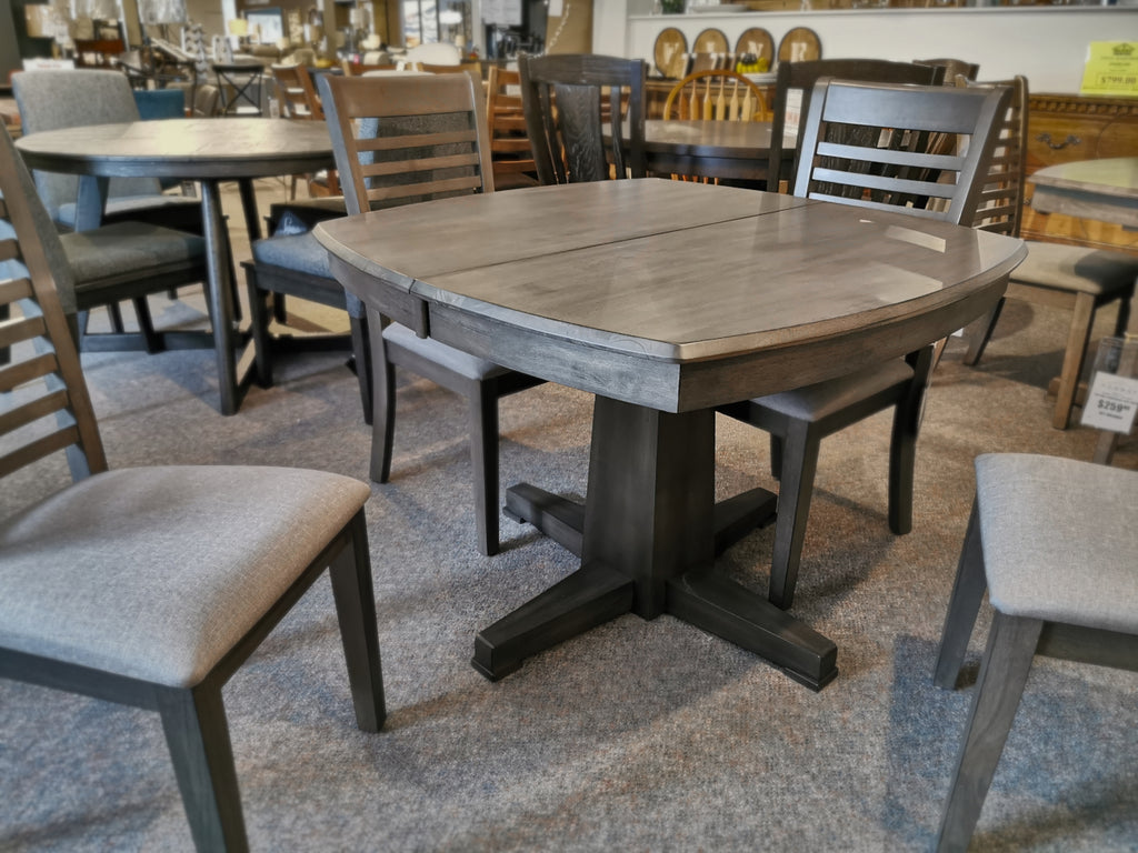 Picture of: Annapolis Pedestal Table Conway Furniture
