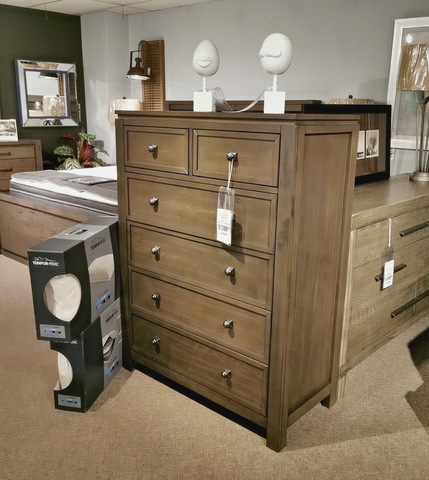 Lancaster 6-Drawer Chest