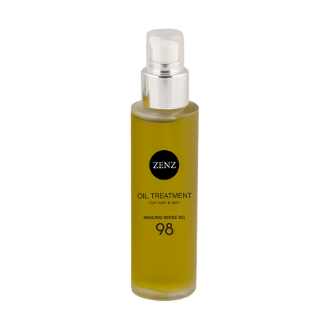 Oil Treatment for Hair & Skin Healing Sense No 98