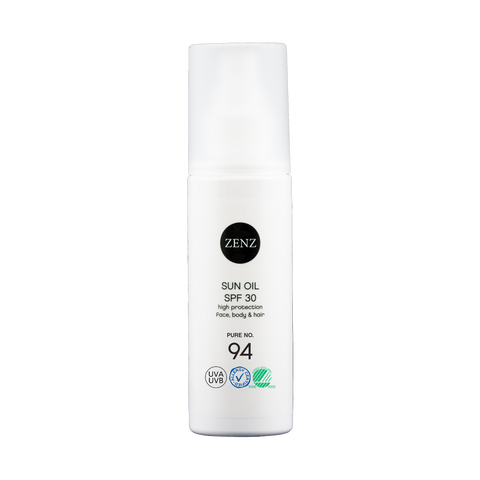 Sun Oil SPF 30 Pure No 94