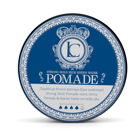 Strong Hold High Sheen Pomade