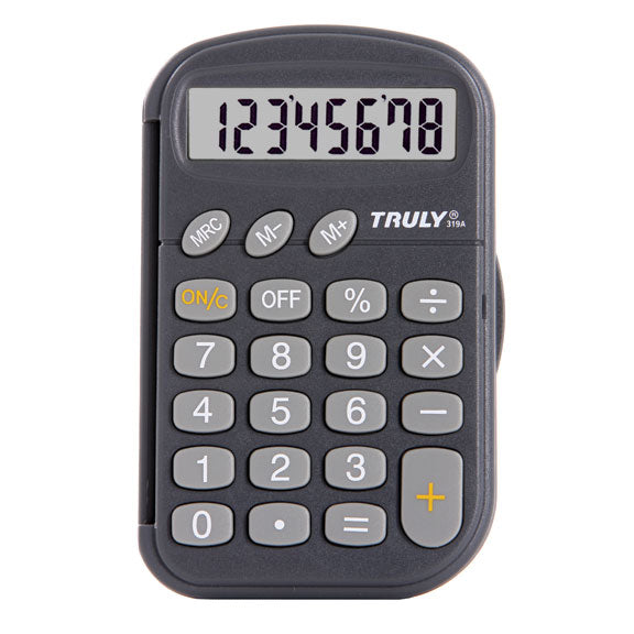 Truly 319A 8 Digit Battery With Hardcase