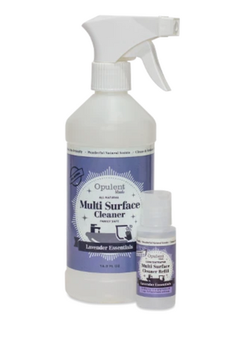 opulent green cleaning products