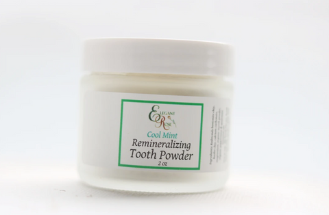 natural toothpaste powder