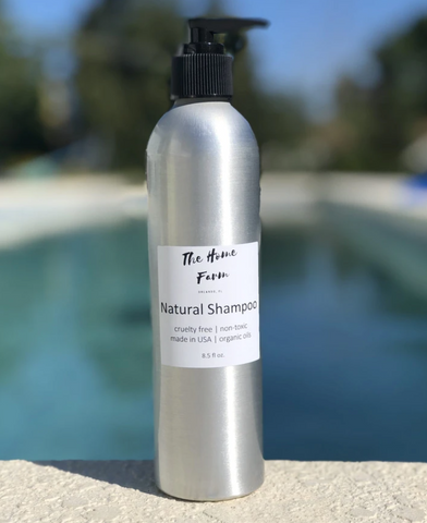 the home farm natural shampoo