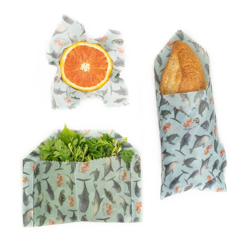 how to use beeswax food wraps