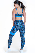 Lade das Bild in den Galerie-Viewer, CALAO | Leggings high waist - dots