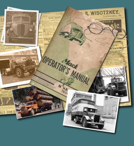 All Vintage Trucks - About us