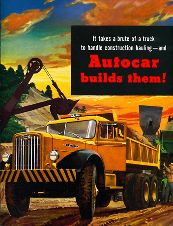AUTOCAR Builds Them!