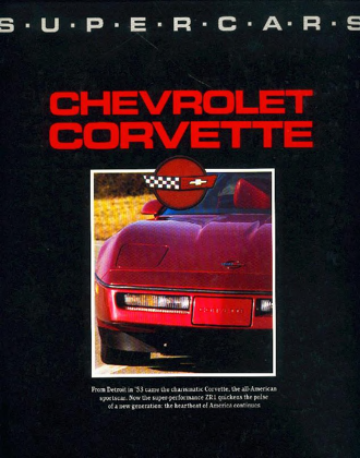 Supercars-Chevrolet Corvette