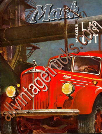 Mack Models LJ & LJT Catalog