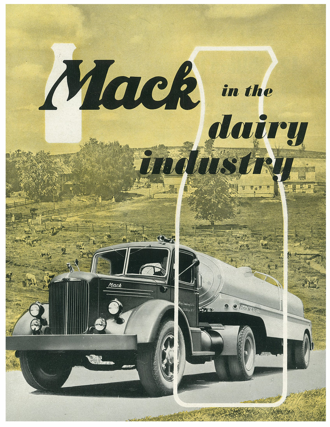 Mack in the Dairy Industry