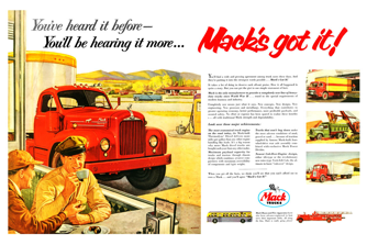 Vintage Poster-Mack's Got It!