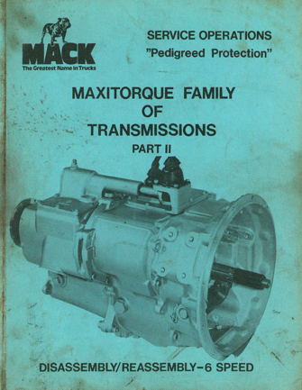 Maxitorque Transmissions-Service Manual 2