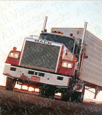 Poster - Mack Superliner