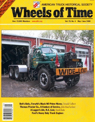 Wheels of Time - Vol 29 No 4 (May-Jun 2008)
