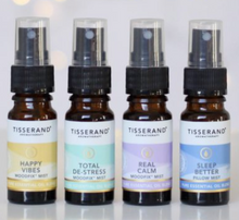 Load image into Gallery viewer, Tisserand Little Wellbeing Wonders Mini Mood Mist Collection
