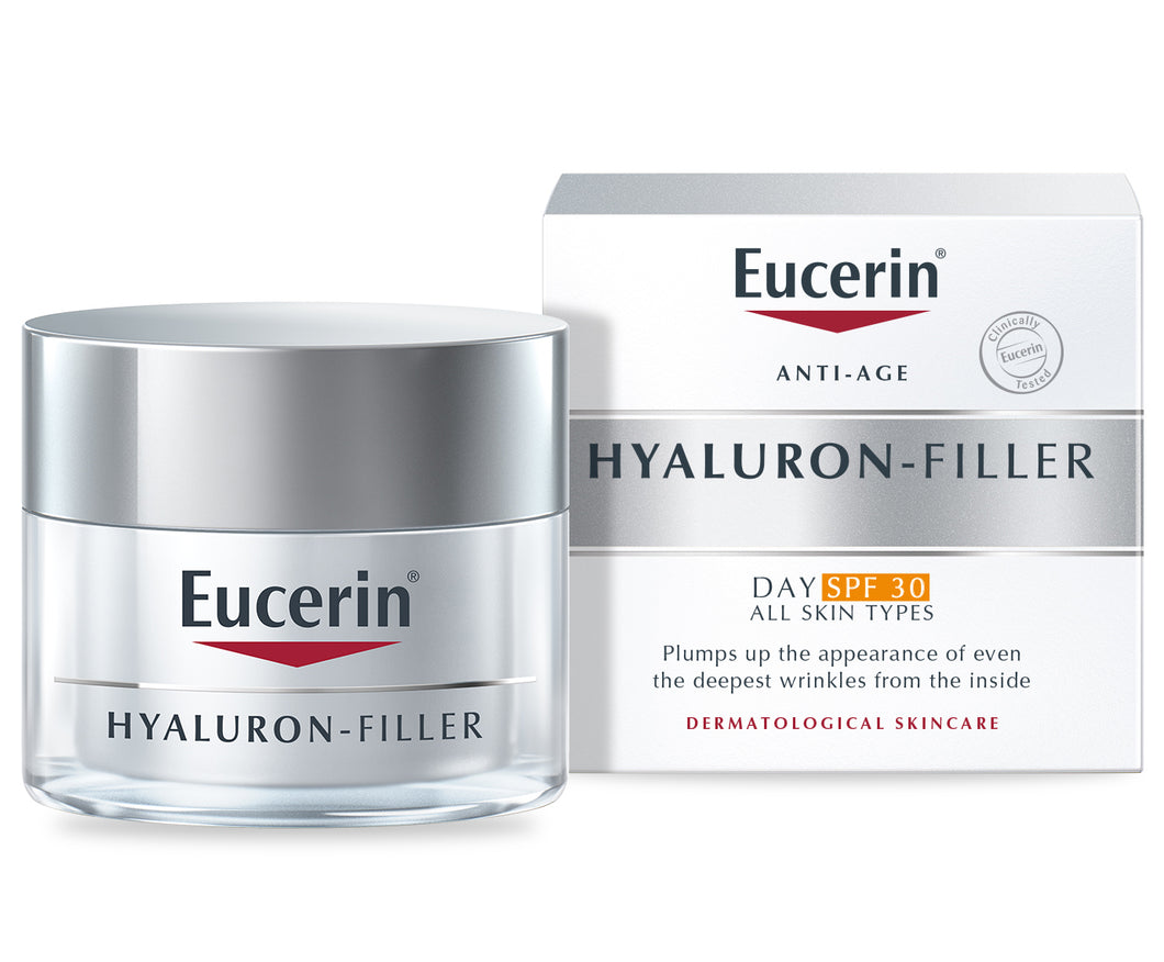 Eucerin Hyaluron Filler Day Cream SPF 30